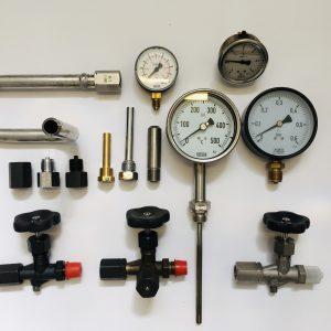 Měření a regulace